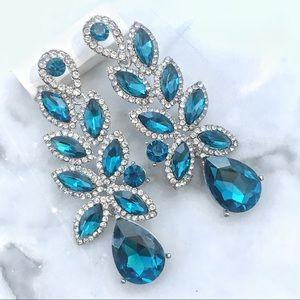 Cherryl's Jewelry - Crystal Chandelier Event Earrings